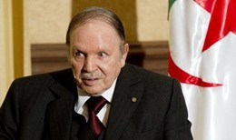 الرئيس عبد العزيز بوتفليقة الجزائر