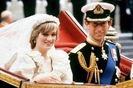 الأمير تشارلز والأميرة ديانا