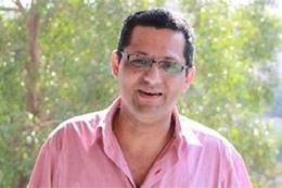 خالد البلشى، عضو مجلس النقابة السابق