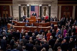 إلغاء جميع جلسات مجلس النواب الأمريكي لمدة أسبوع