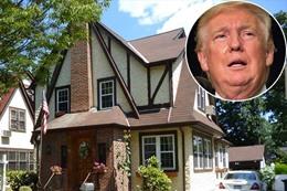 منزل ترامب في المزاد