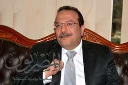 الدكتور مجدى السبع رئيس جامعه طنطا
