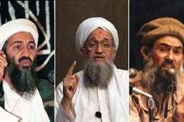 عزام والظواهري وبن لادن