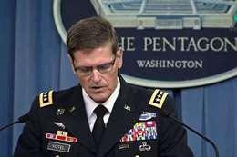 قائد القيادة المركزية الأمريكية، الجنرال جوزيف فوتيل