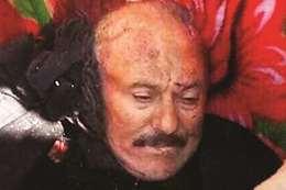 صالح بعد مقتله