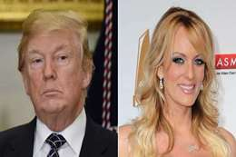ترامب والممثلة الإباحية