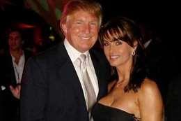 ترامب وكارين ماكدوغال