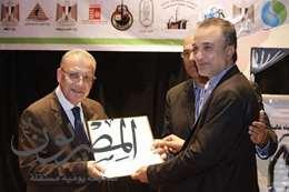 تكريم مراسل المصريون