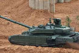 """دبابة تي-90 """"فلاديمير"""""""