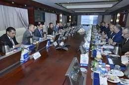اجتماع مجلس إدارة المنطقة الاقتصادية لقناة السويس