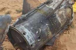 صاروخ باليستي مدمّر (أرشيفية)
