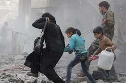 سكان الغوطة الشرقية
