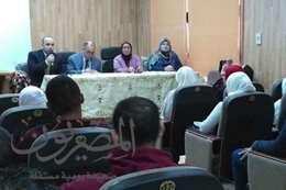 ندوة بطنطا حول مشاركة المرأة والشباب فى الانتخابات الرئاسية