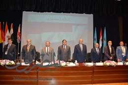 محافظ الغربية يفتتح المؤتمر الدولى 33 لكلية الطب جامعة طنطا