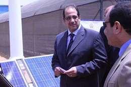 رئيس جهاز الاستخبارات العامة المصرية الوزير عباس كامل