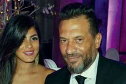 ماجد المصري وابنته