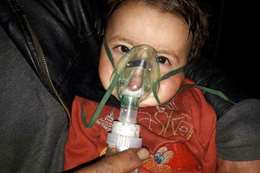طفل من الغوطة