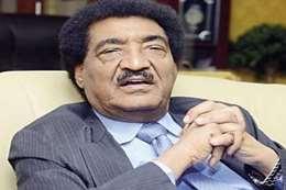 سفير السودان في مصر عبد المحمود عبد الحليم