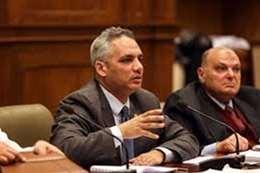 محمد عطا سليم نائب حزب المحافظين بمجلس النواب