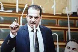 النائب علاء سلام  أمين سر لجنة البيئة والطاقة بمجلس النواب