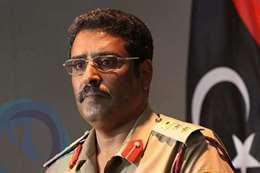 المتحدث باسم الجيش الوطني الليبي العميد أحمد المسماري