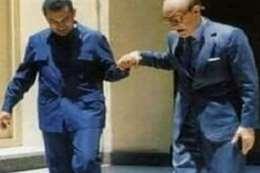 مبارك وعبد الوهاب