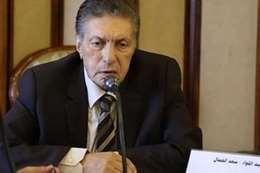 النائب سعد الجمال  نائب رئيس البرلمان العربى