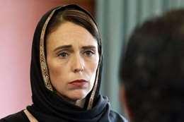 رئيسة وزراء نيوزيلندا، جاسيندا أرديرن