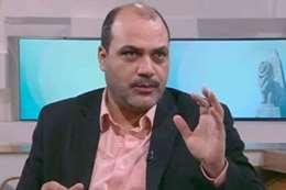 الكاتب الصحفي محمد الباز