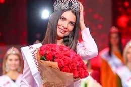 ملكة جمال روسيا أليسيا سيميرينكو