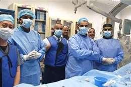فريق طبي كويتي