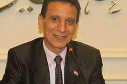 أشرف الشاعر منسق البحيرة بحزب المحافظين