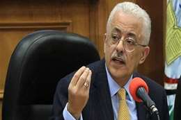 الدكتور طارق شوقي- وزير التربية والتعليم