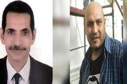 حسام السويفي وأحمد عبدالعزيز