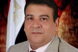 محمود خميس مساعد رئيس حزب المحافظين