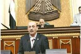 النائب أحمد عبده الجزار عضو مجلس النواب عن دائرة البساتين