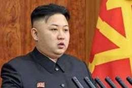 """زعيم كوريا الشمالية """"كيم يونج أون"""""""