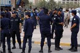 الاجهزة الامنية في الكويت
