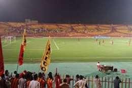 ملعب في السودان