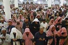 إجراء جديد بمساجد السعودية