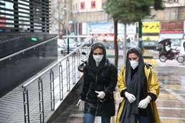 كورونا في ايران