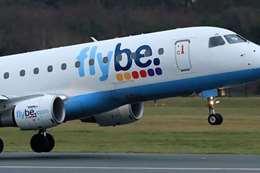 شركة طيران فلايبي البريطانية