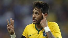 """نيمار وروبينيو يقودان هجوم """"السامبا"""" البرازيلية في كوبا أمريكا"""