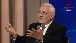 رسالة «أبوالفتوح» لـ «النظام» بعد رحيل «زويل»