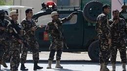 القوات الأفغانية تقتل 38 من طالبان