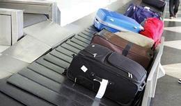 تحصين حاويات نقل حقائب الركاب بالمطارات المصرية