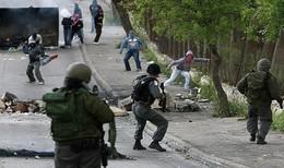 شهيد وجريح خلال مواجهات مع قوات الاحتلال قرب رام الله