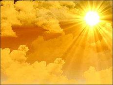 الشمس تشرق من الغرب