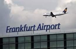إخلاء مطار فرانكفورت بألمانيا