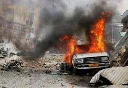 مقتل 3 في انفجار سيارة مفخخة ببغداد